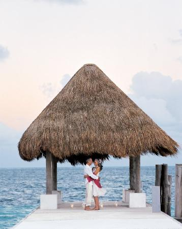 Excellence Riviera Cancun: Pier