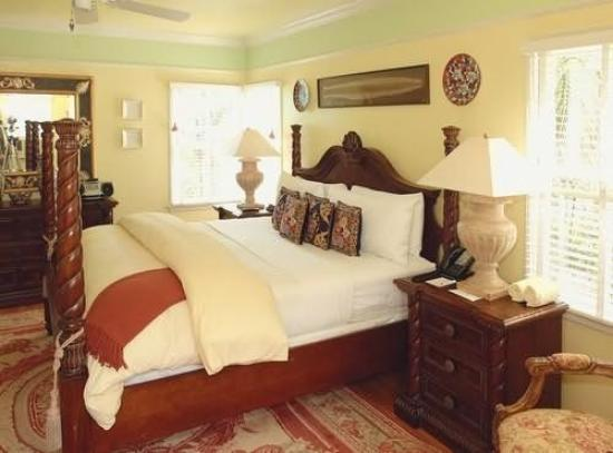 Pineapple Point Guest House and Resort : Guest Room