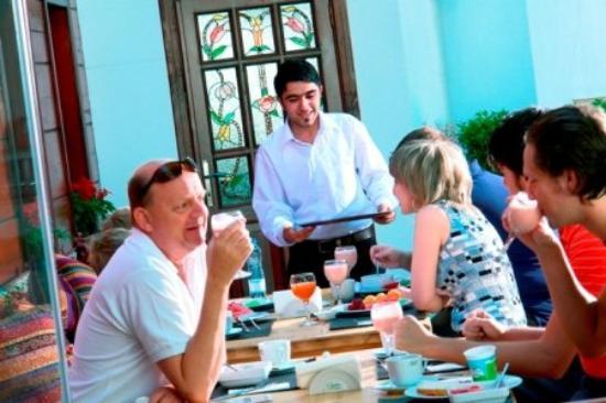 Garden House Istanbul: Restaurant