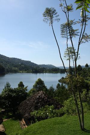 Jajama Panorama: View from the restaurant