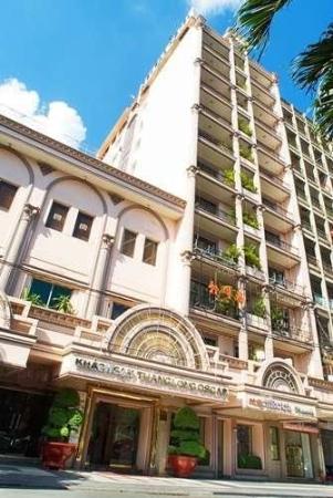 Oscar Saigon Hotel: Exterior