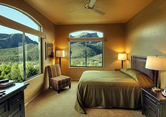 Casitas at Sabino Springs: Guest Room