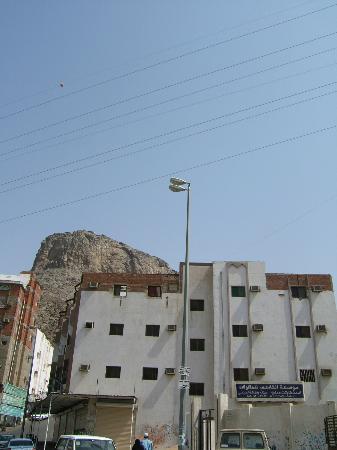 Jabal-al-noor (Berg des Lichtes): J2