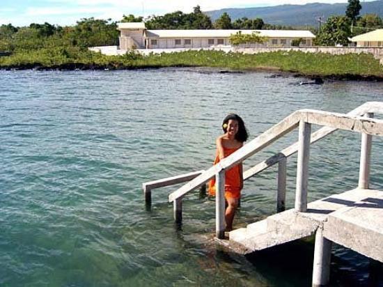 Auga Seaside Resort: Guest Room