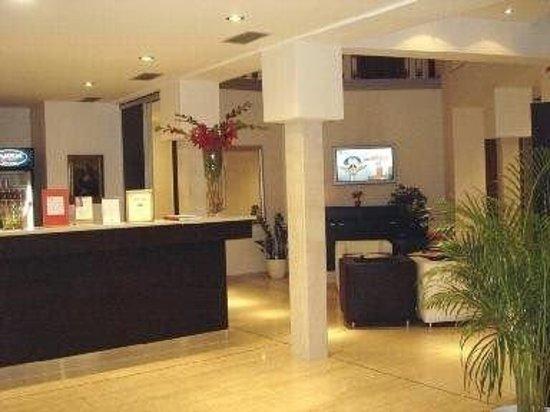 DaVinci Hotel Wenceslas Square: Interior