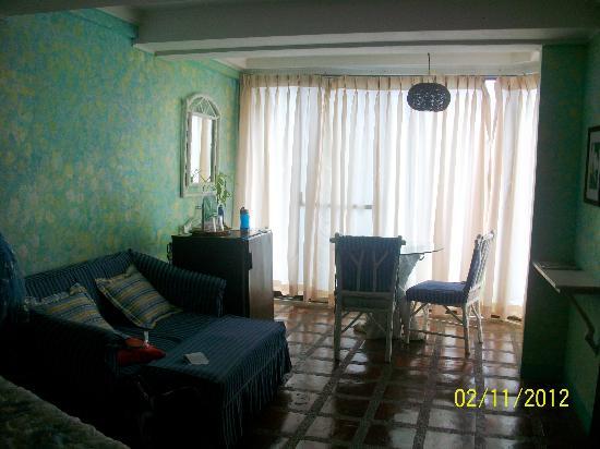 Residence Inn Tagaytay: sitting area