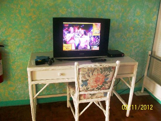 Residence Inn Tagaytay: TV