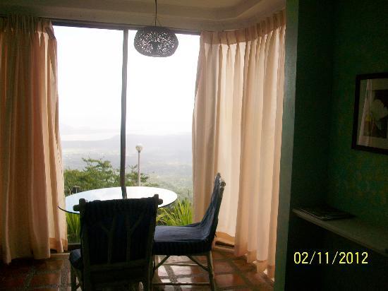 Residence Inn Tagaytay: balcony