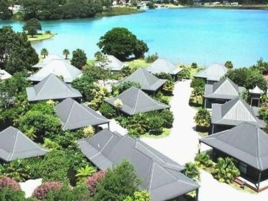 Pacific Harbour Villas: Recreational Facilities