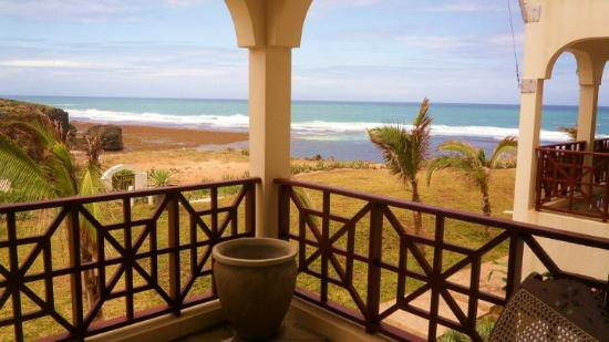 Blue Bay Cove Watamu : Balcony view