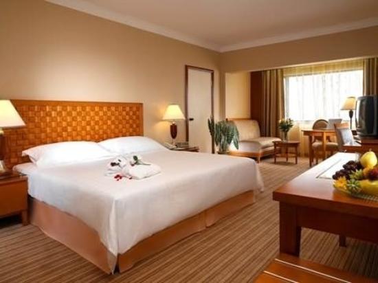 باي فيو هوتل ميلاكا: Guest Room