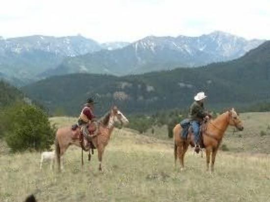 7D Ranch: Exterior