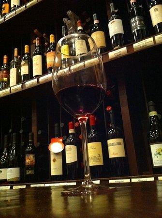 The Wine Room on Park Avenue