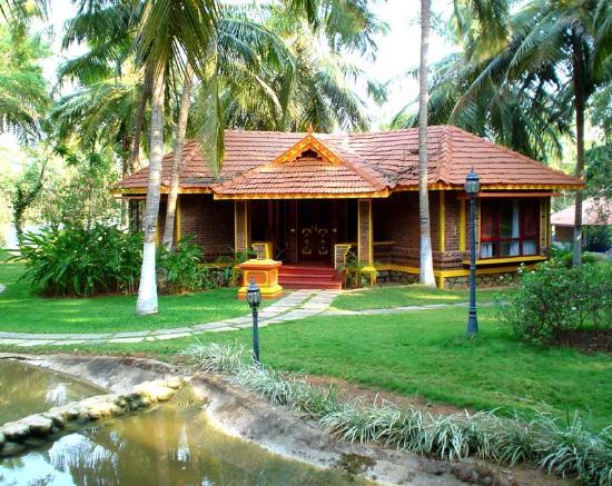 Kairali Ayurvedic Health Resort : Maharaja Suite