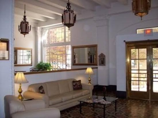 Park Hotel of Hot Springs: Interior