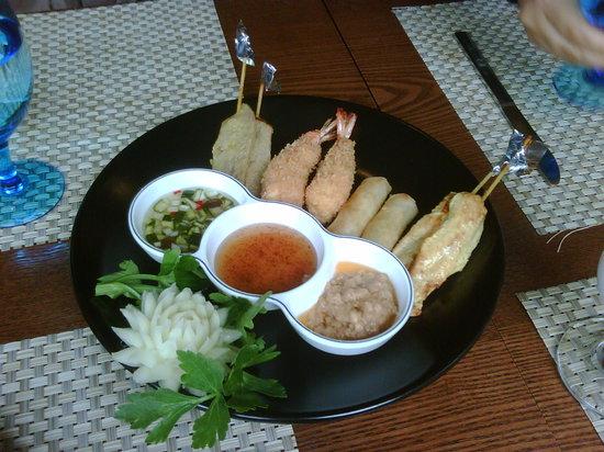 Thai Orchid : appetizer
