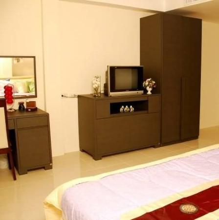 Squareone : Guest Room