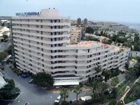 Hotel Ocean Ponderosa: Other