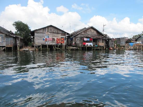 Hotel Palm Banjarmasin: River trip