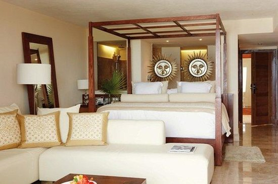 Excellence Playa Mujeres : JUnior Suite Spa or Pool View
