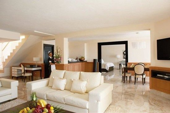 Excellence Playa Mujeres: Excellence Club  Imperial Suite