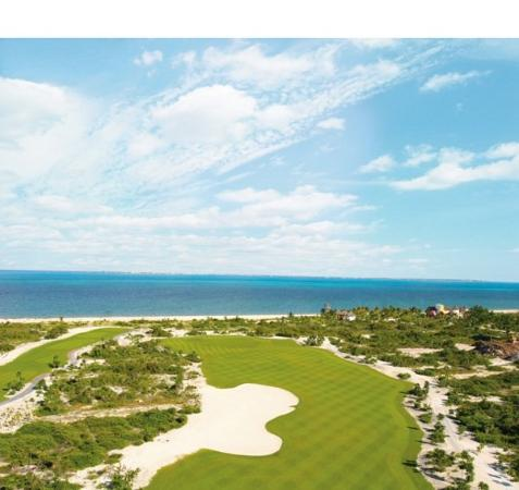 Excellence Playa Mujeres: Golf Course