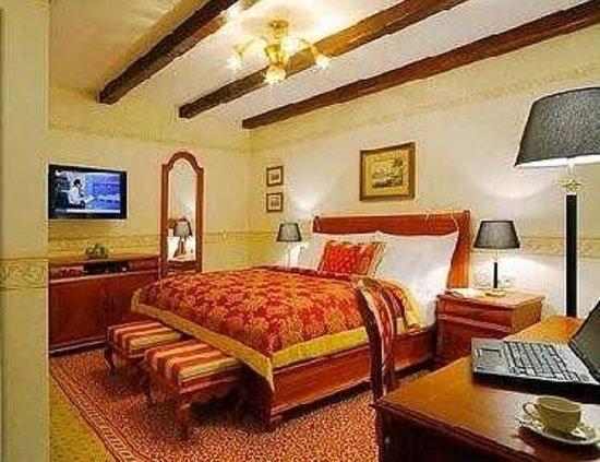 Arcadia Hotel: Guest Room