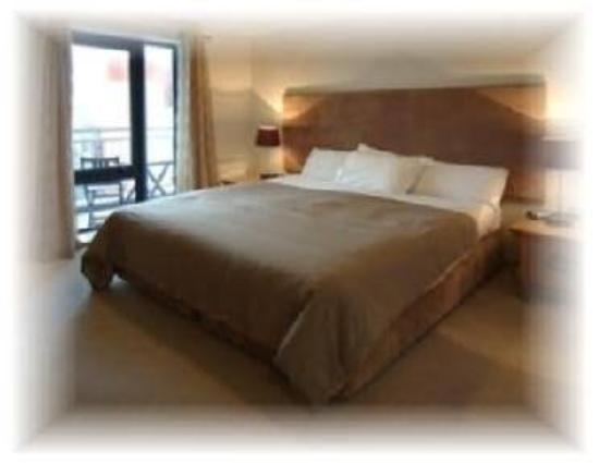 Baltic Quays Luxury Apartments: Guest Room