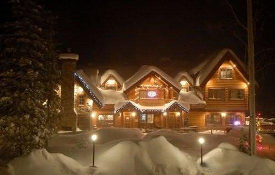 Winston Lodge & Spa: Exterior