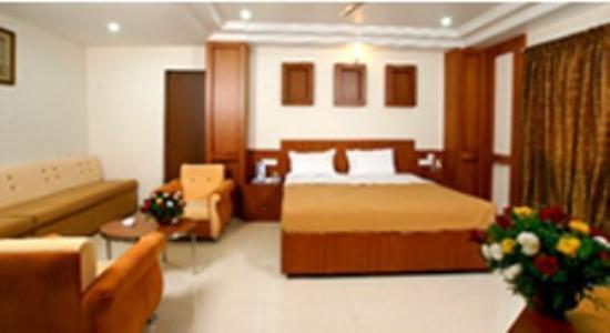 White Regency Hotel : Guest Room