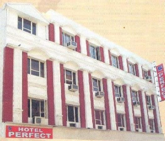 Hotel Perfect: Exterior