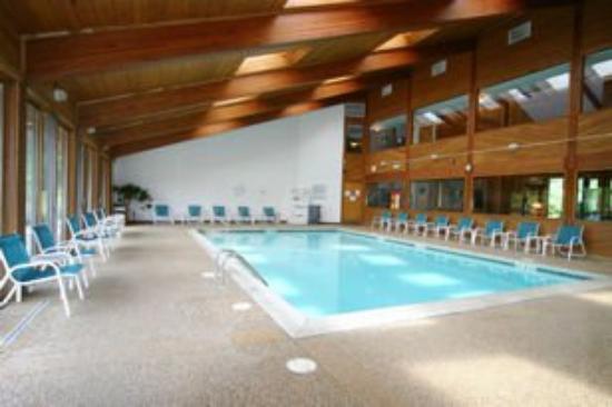 Fireside Inn & Suites at Lake Winnipesaukee: Poolindoor