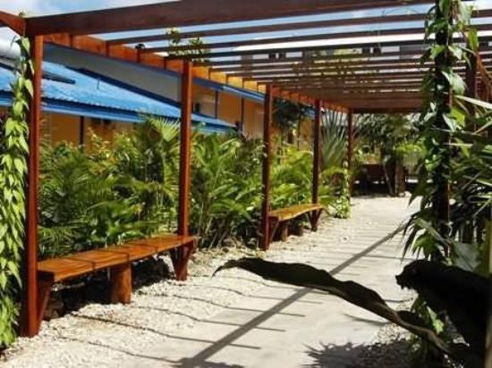 Vanuatu Holiday Hotel: Interior