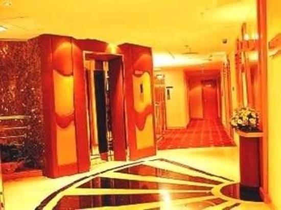Panorama Grand Hotel: Interior