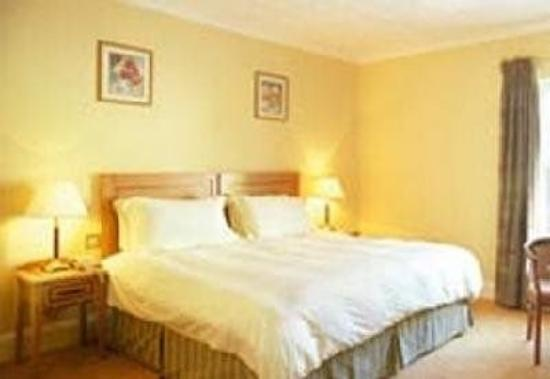 Lansdowne Arms Hotel: Guest Room
