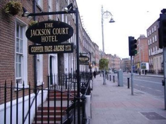 Jackson Court Hotel Dublin Reviews