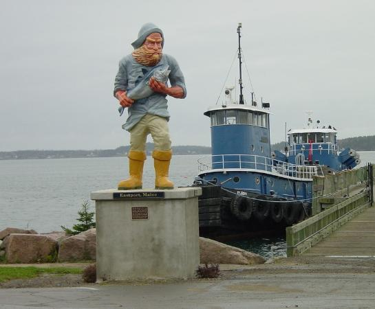Motel East: East Port Sailor he stands for so much if you understand how people live here. ....