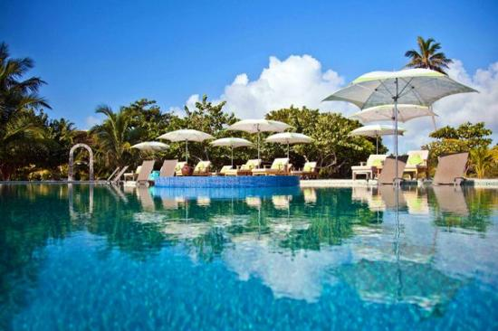 Matachica Resort & Spa: Pool View