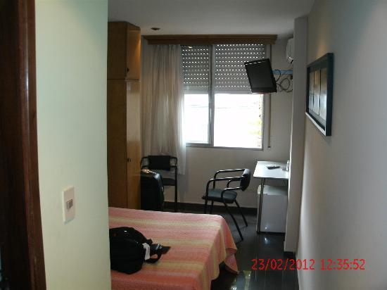 Hotel Iberia: Quarto