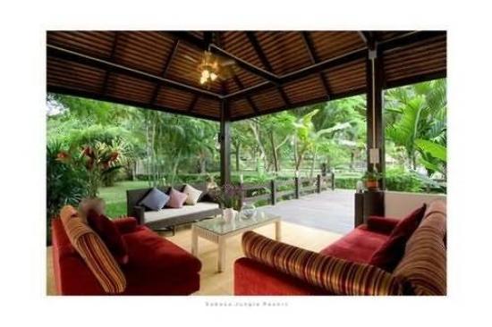 Sabaya Day Spa and Jungle Resort: Interior