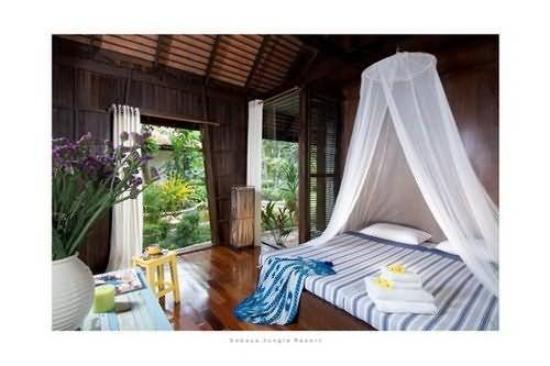 Sabaya Day Spa and Jungle Resort: Guest Room
