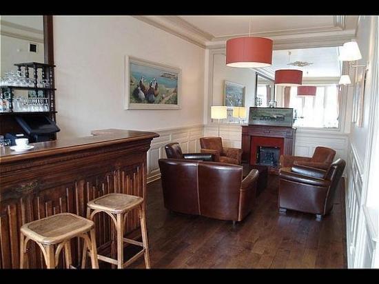 Hotel du Parc des Tourelles : bar