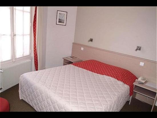 Hotel du Parc des Tourelles : Guest room