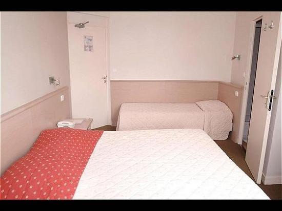 Hotel du Parc des Tourelles : Standard Room