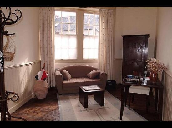 Hotel du Parc des Tourelles : Lounge