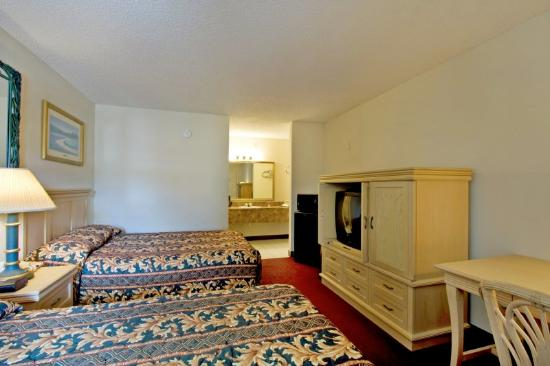 Sunstate Inn & Suites: Standard Double