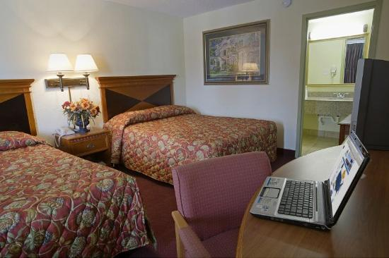 Americas Best Value Inn-New Orleans/Gretna: Double Standard