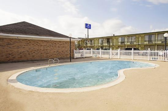 Americas Best Value Inn-New Orleans/Gretna: Pool