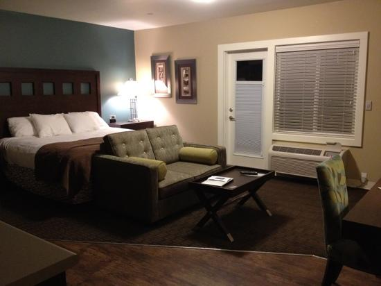 Oxford Suites Silverdale: Room 417