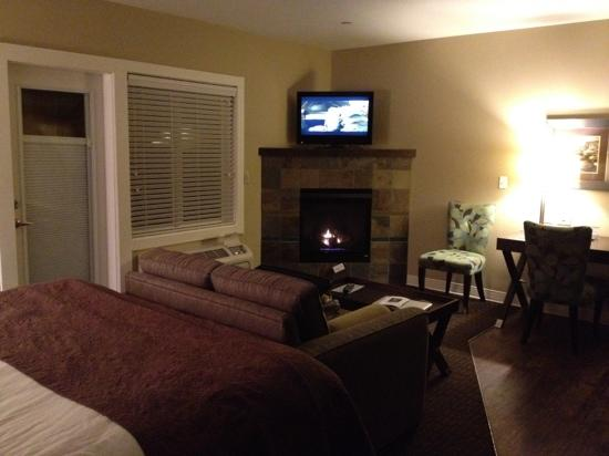 Oxford Suites Silverdale : Room 417